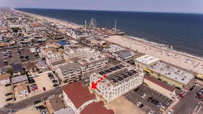 Seaside Heights Condo/Townhouse For Sale: 33 Sumner Avenue #2