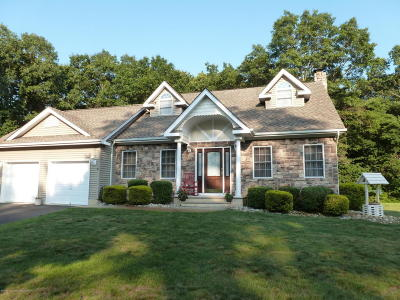 Howell Single Family Home For Sale: 2 Country Lane