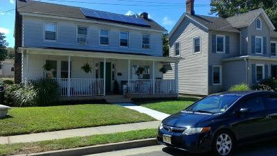 Red Bank Single Family Home For Sale: 226 Mechanic Street