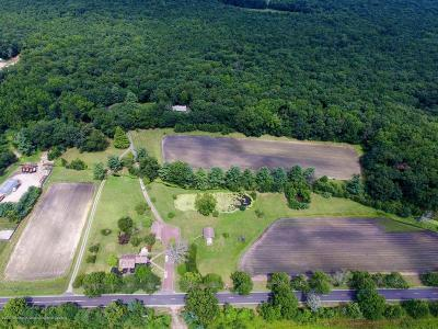 Monmouth County Farm Under Contract: 313 Maxim Road