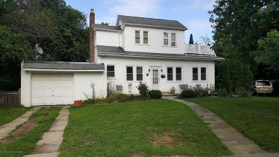 Long Branch Single Family Home Under Contract: 649 Hoey Avenue