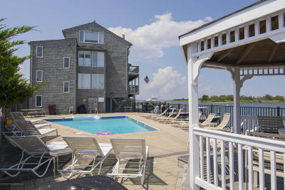 Seaside Heights Condo/Townhouse For Sale: 100 Sunset Drive #3