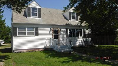 Seaside Heights Single Family Home For Sale: 204 Ceylon Avenue