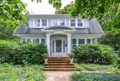 Aberdeen, Matawan Single Family Home For Sale: 193 Jackson Street