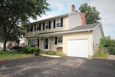 Hazlet Single Family Home For Sale: 6 Rochelle Drive
