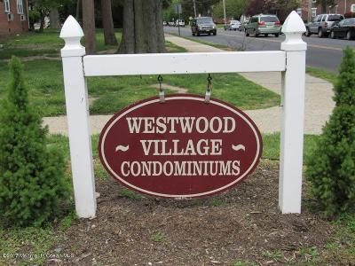 Long Branch Condo/Townhouse For Sale: 364 Westwood Avenue #68