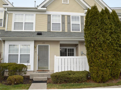 Jackson Condo/Townhouse Under Contract: 222 Brookfield Drive