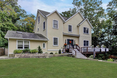Middletown Single Family Home For Sale: 19 Ridgeview Avenue
