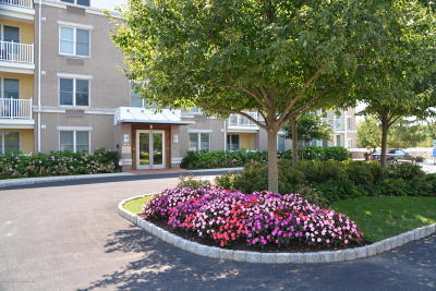 Long Branch Condo/Townhouse For Sale: 55 Melrose Terrace #216