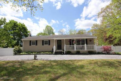 Wall Single Family Home For Sale: 3905 Belmar Boulevard