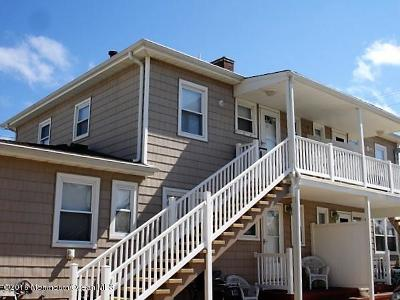 Seaside Park Condo/Townhouse For Sale: 1415 Boulevard #6