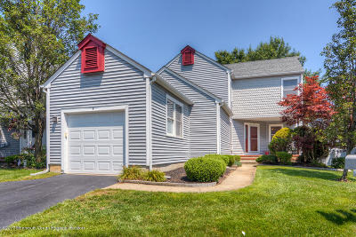 Toms River Condo/Townhouse For Sale: 5 Turnberry Circle