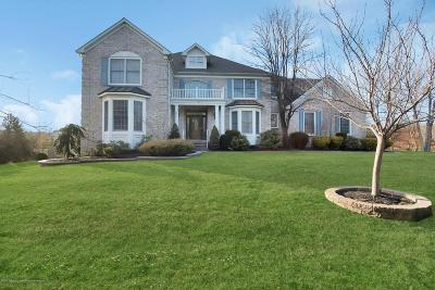 Howell Single Family Home For Sale: 124 Five Points Road