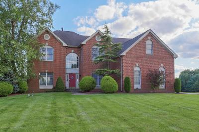 Freehold Single Family Home For Sale: 240 Thoroughbred Drive
