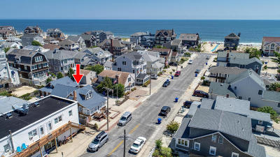 Lavallette Single Family Home For Sale: 50 2nd Avenue