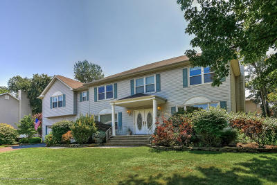Hazlet Single Family Home Under Contract: 2 Sophia Drive