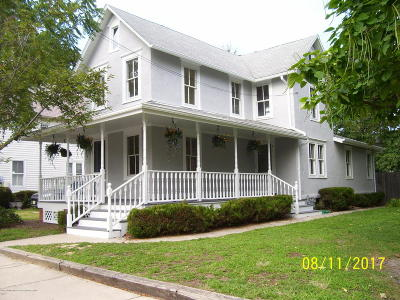 Asbury Park Single Family Home Under Contract: 808 Dunlewy Street