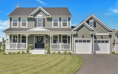 Toms River Single Family Home Under Contract: 211 Aria Road