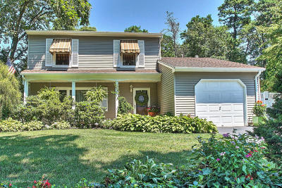 Toms River Single Family Home Under Contract: 303 Shoshone Court