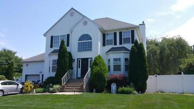 Hazlet Single Family Home For Sale: 46 Bedle Road