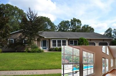 Brick Single Family Home Under Contract: 1211 Clover Road