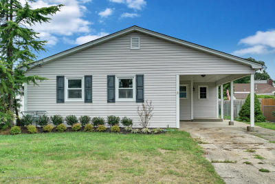 Point Pleasant Single Family Home Under Contract: 2609 Austin Avenue