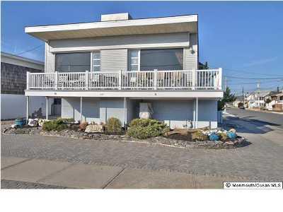 Seaside Park Single Family Home For Sale: 601 S Ocean Avenue