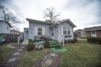Neptune Township Single Family Home Under Contract: 154 Hawthorne Avenue