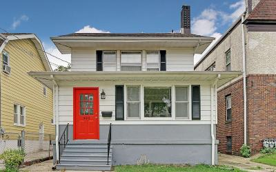 Asbury Park Single Family Home For Sale: 920 4th Avenue