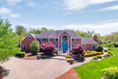 Holmdel Single Family Home Under Contract: 11 Monterey Court