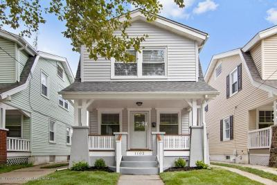 Asbury Park Single Family Home For Sale: 1102 Jeffrey Street