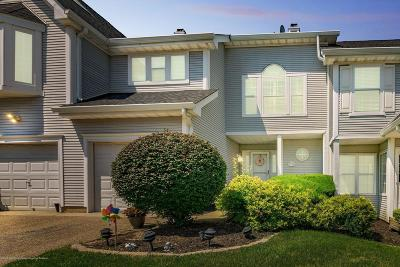 Toms River Condo/Townhouse For Sale: 3905 Galloping Hill Lane