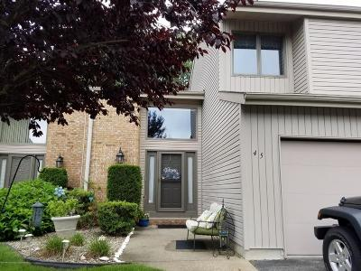 Brick Condo/Townhouse For Sale: 45 White Swan Way