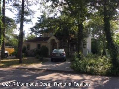 Toms River Single Family Home For Sale: 1400 Amsterdam Avenue