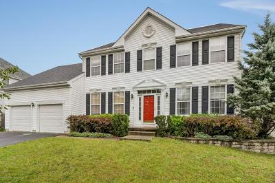 Howell Single Family Home For Sale: 40 Brent Drive