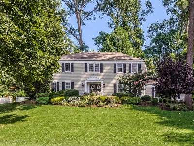 Middletown Single Family Home Under Contract: 33 Sutton Place