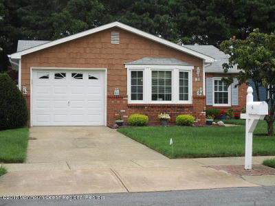 Brick Adult Community For Sale: 31 Yorkwood Drive