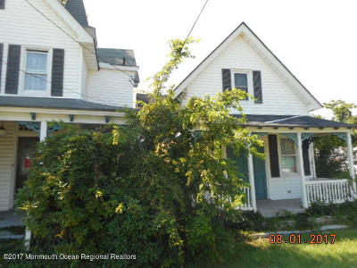 Single Family Home For Sale: 829 N Route 9