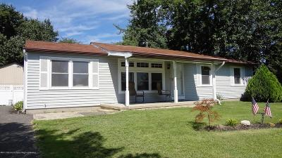 Toms River Single Family Home For Sale: 1059 Overlook Drive