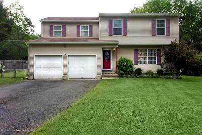 Jackson Single Family Home For Sale: 16 Honeysuckle Lane