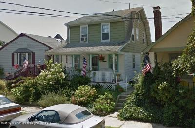 Ocean Grove Single Family Home For Sale: 134 Clark Avenue