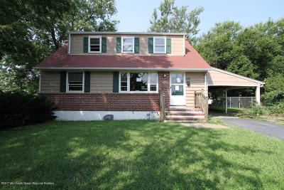 Middletown Single Family Home Under Contract: 153 Allen Place