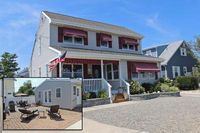 Lavallette Single Family Home For Sale: 1902 Baltimore Avenue
