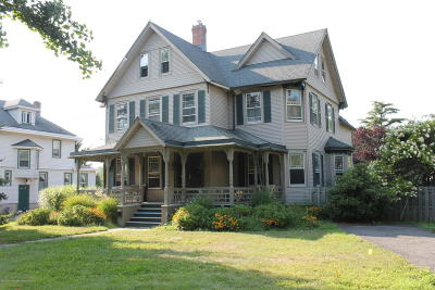 Freehold Single Family Home For Sale: 89 E Main Street