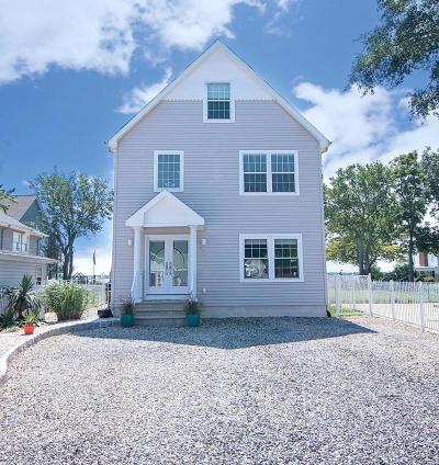Toms River NJ Single Family Home For Sale: $500,000