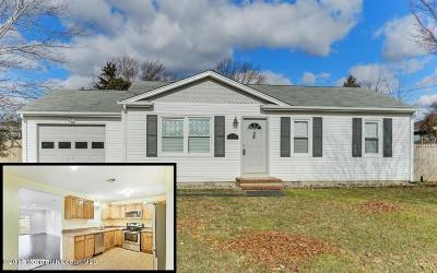 Forked River NJ Single Family Home For Sale: $219,900