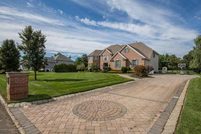 Freehold Single Family Home Under Contract: 341 Karen Court
