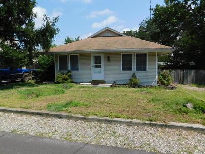 Beachwood Single Family Home For Sale: 509 Barnegat Boulevard