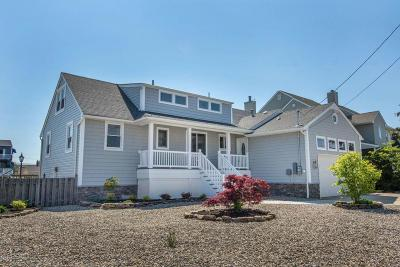 Point Pleasant Single Family Home Under Contract: 1648 Center Street