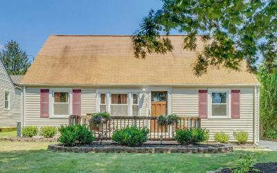 Wall Single Family Home Under Contract: 2908 Garfield Street
